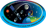 Exploration and Space Communicatons Projects logo